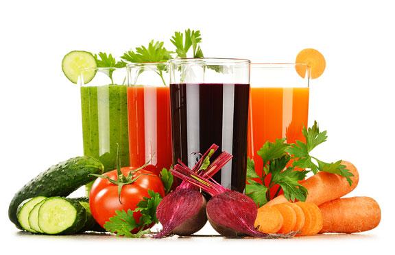 Detoxikace - jídelníček