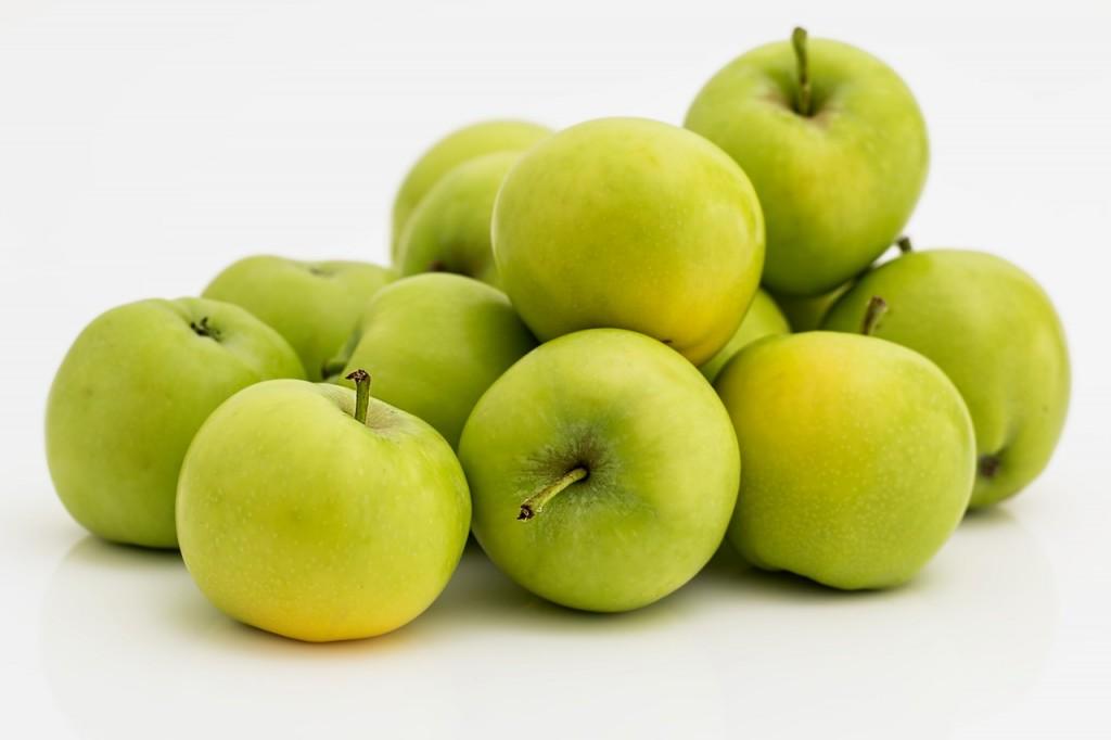 Jablíčka jsou výborným zdrojem energie