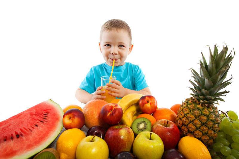 Vitamíny pro děti