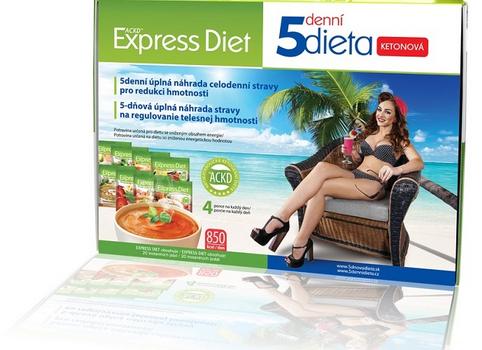 5-ti denní dieta
