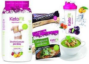 Ketofit - ketónová dieta