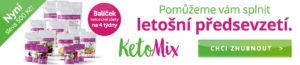 KetoMix produkty