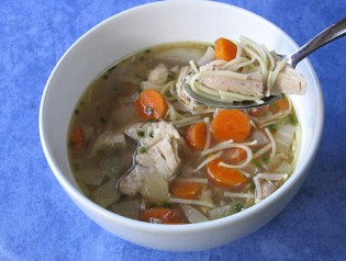 Cambridge dieta - základ je polévka