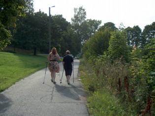 Chůze pro hubnutí