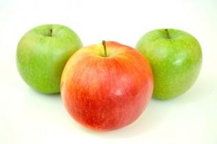 Jablka na hubnutí