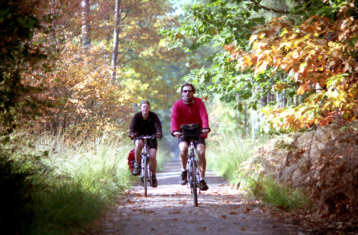 Jízda na kole a hubnutí