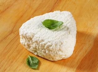 Cottage sýr k hubnutí