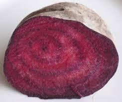 Červená repa superfood