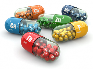 Vitamíny v tabletách