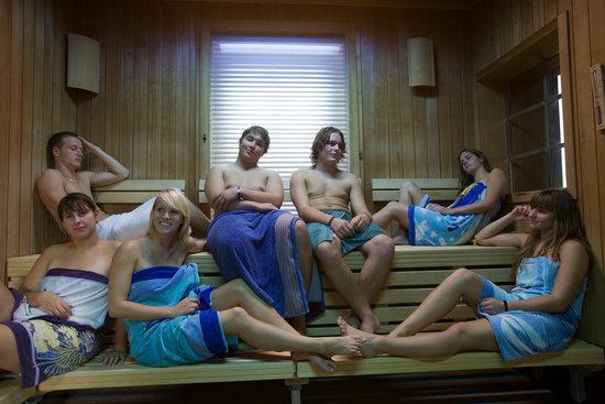 Sauna pro detoxikaci