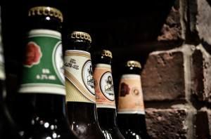 Láhve od piva