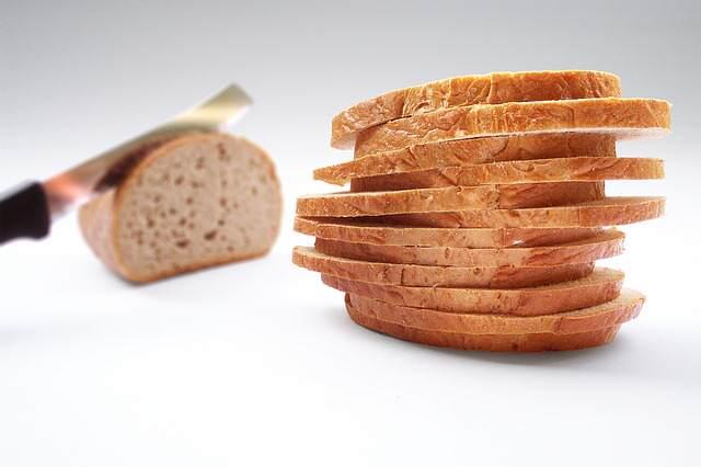 Pšeničný chléb je pro celiaky tabu