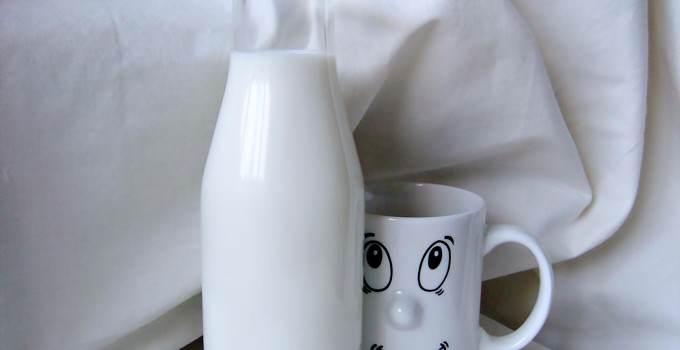 Kefírové mléko