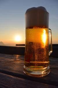 půllitr piva