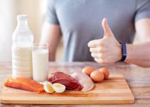 Proteiny a dieta