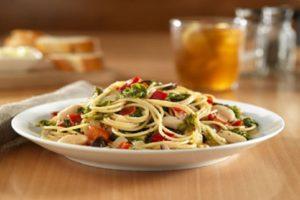 perfect dish spagetti