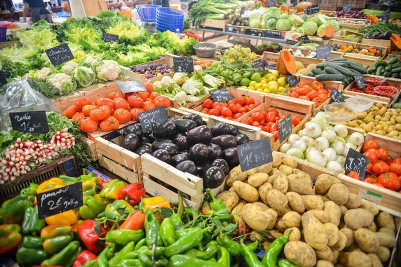 zdravé potraviny