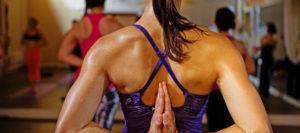 hot joga hubnutí