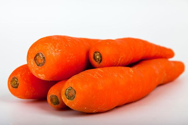 dušená mrkev brambory