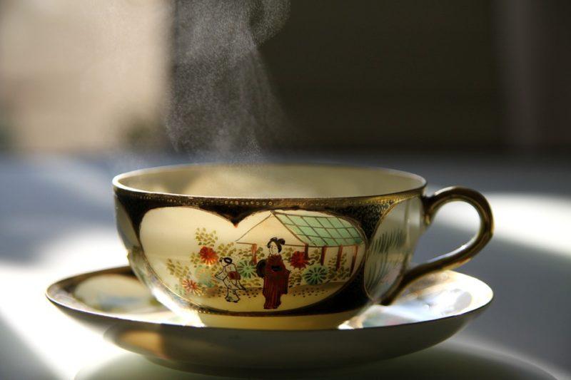 tardiční zelený čaj