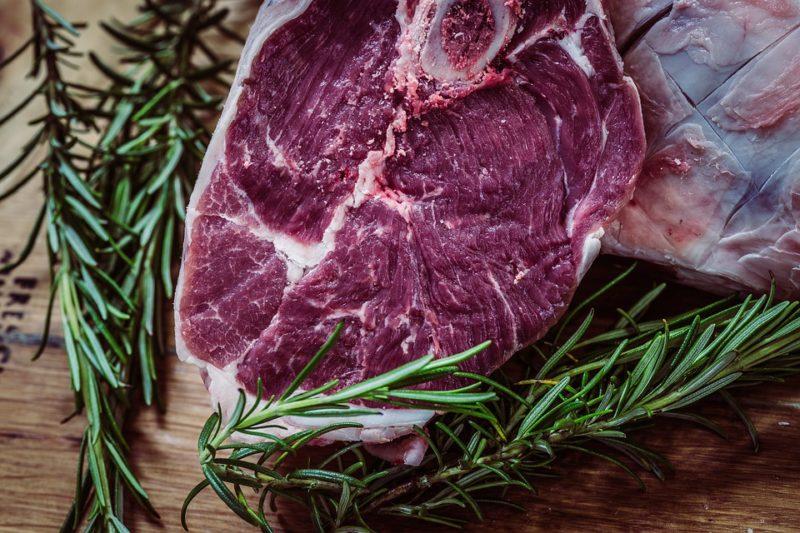hovězí maso jako zdroj železa