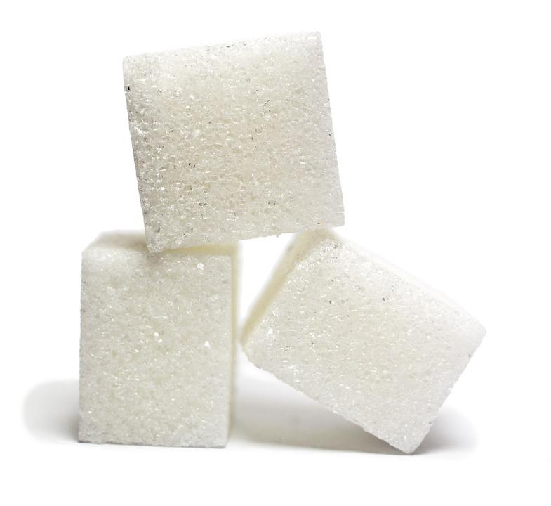 cukrové kostky