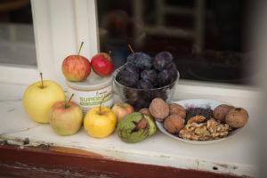 podzimní smoothie