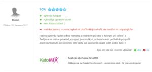 ketomix zkušenosti