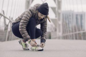 chůze a hubnutí