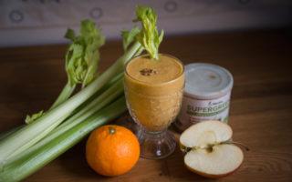 celerové smoothie