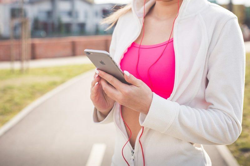zdravý pohyb a sport
