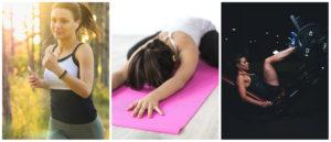 cvičení na hubnutí
