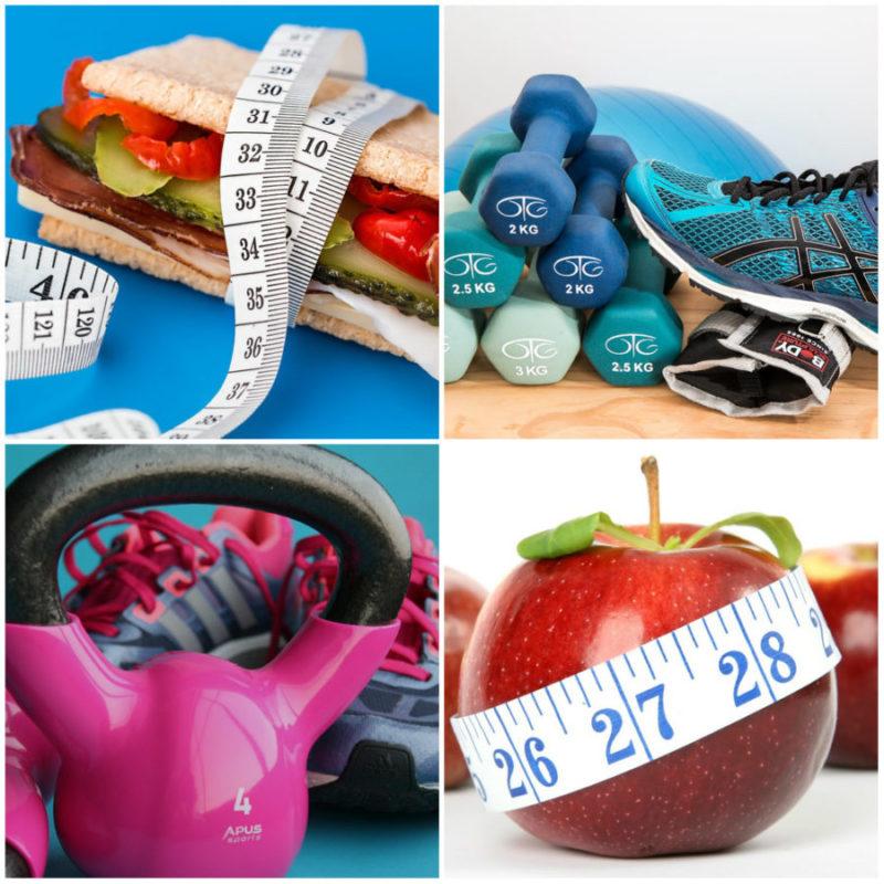 sport a stravování s vlivem na hubnutí