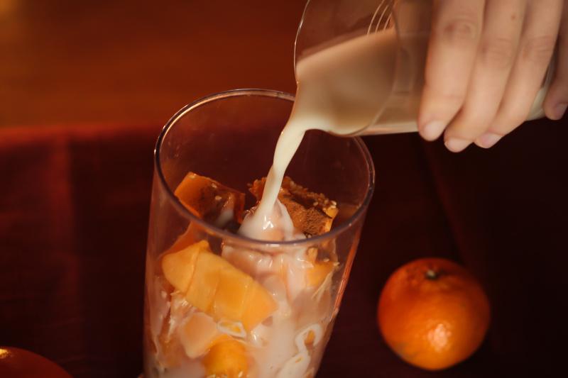 jak dosladit smoothie