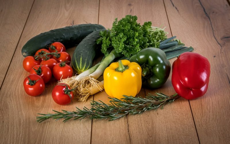 dietní zelenina