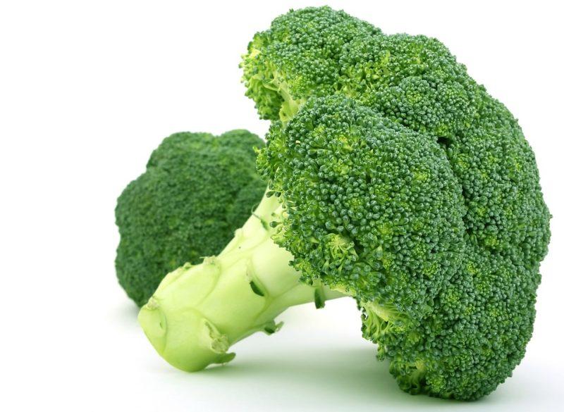 brokolice během Mačingové diety