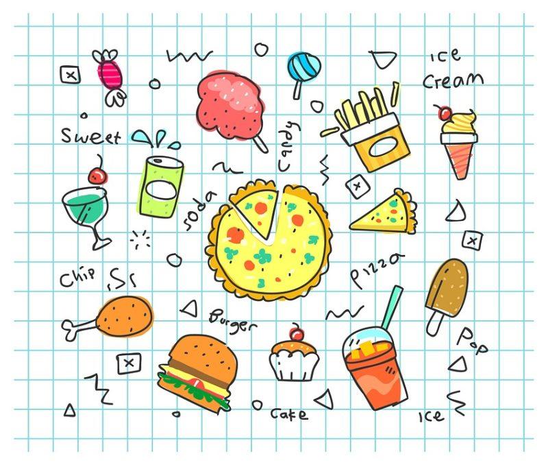 potraviny nezdravé pro žlučník