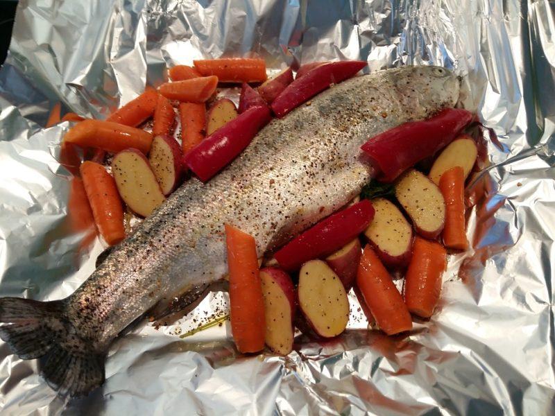 dietní ryba ve žlučníkové dietě