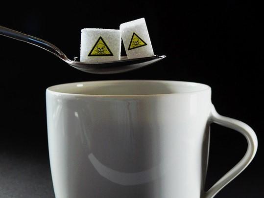 nebezpečný cukr