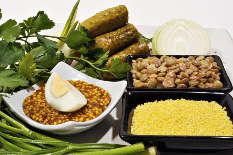 luštěniny během Dukanovy diety