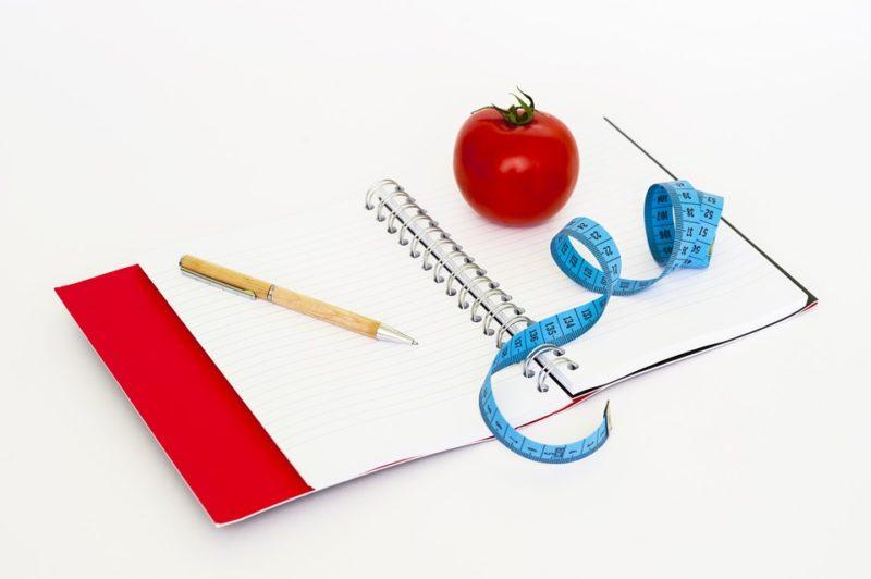 bodová dieta a počítání bodů