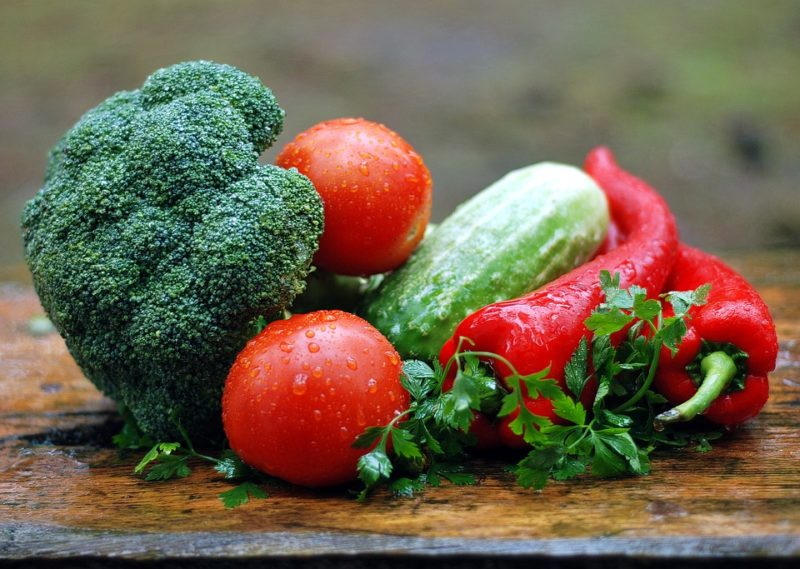 zelenina během Dukanovy diety