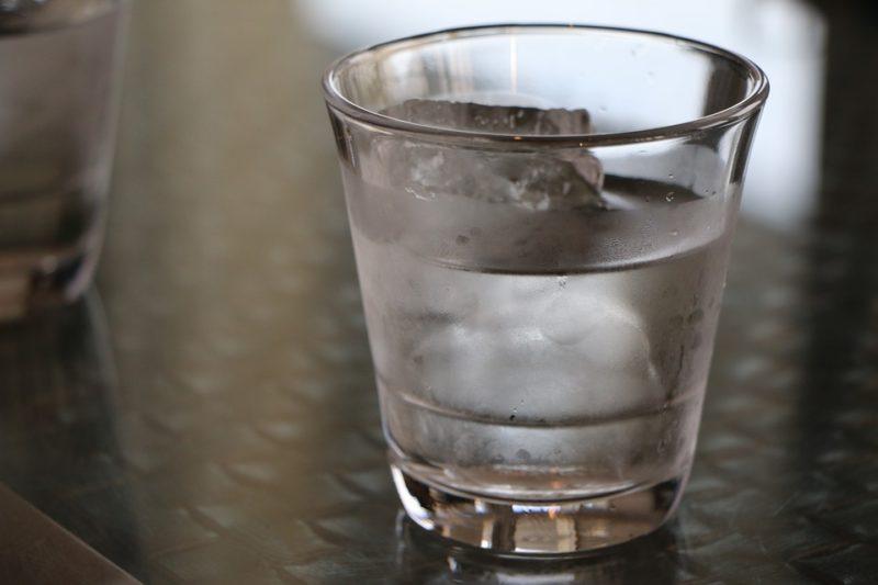 pitný režim před kolonoskopií