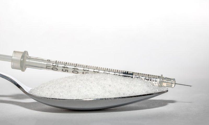 cukrovka a zánět slinivky