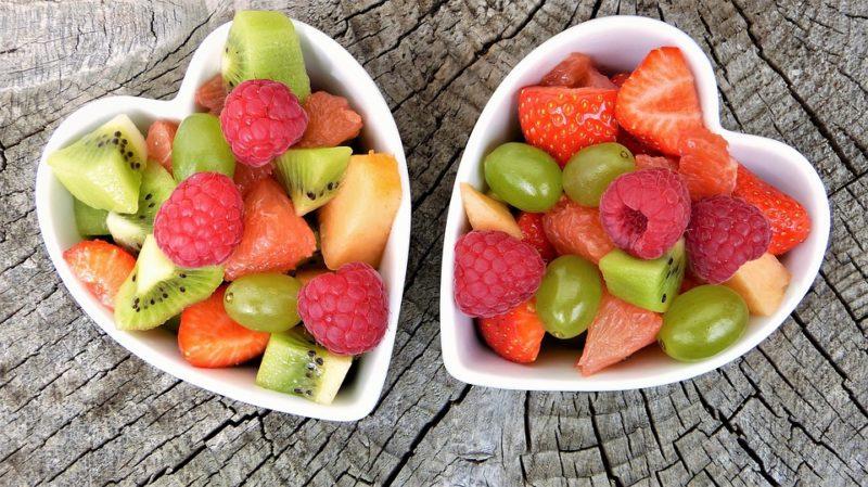 ovoce bez cholesterolu