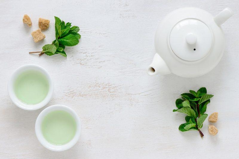 zelený čaj proti cholesterolu