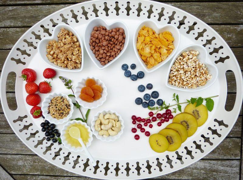 proticholesterolové potraviny