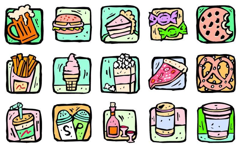 potraviny zvyšující cholesterol