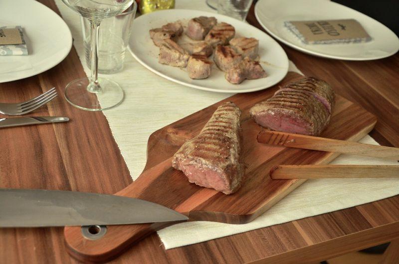 maso jako zdroj bílkovin