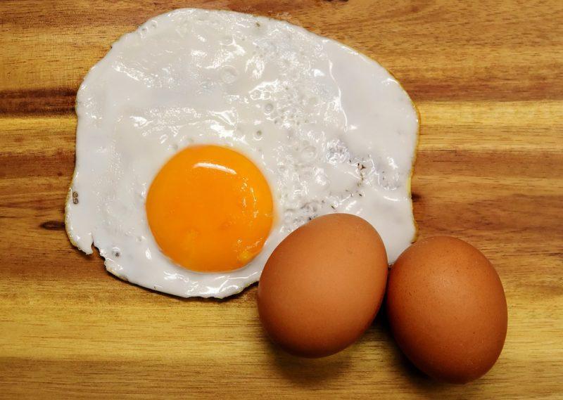 vejce, zdroj bílkovin na hubnutí